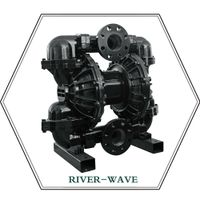 RV80 Pneumatic Diaphragm Pump