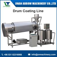Drum coating line