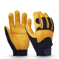 Deer Leather Durable glove(015) thumbnail image