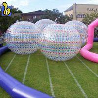 Giant 3m PVC Zorb Racing Ball Ground Zorb Ball D1073-1
