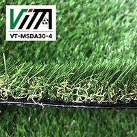 Vita Synthetic Turf Grass Anti-UV Synthetic Garden Turf VT-MSDA30-4 thumbnail image