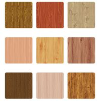 Wood Design PPGI and PPAL for Decoration