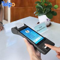 Fingerprint Payment telpo terminal payment pos biometric device
