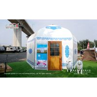 Special Design Mongolian Tent for Hotel and Party Use