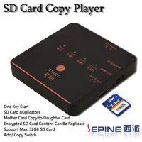 SEPINE iPlayer COPY007 SD Duplicators thumbnail image