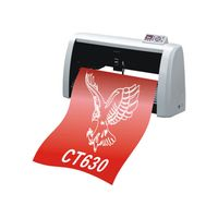 730mm Cutting Plotter Vinyl Cutter Sticker Cutting Machine thumbnail image