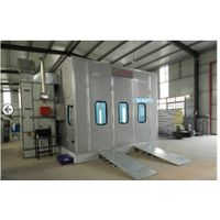 Car Paint Spray Booth (LY-8200) thumbnail image