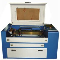 HT-350 Laser Cutting Engraving Machine for density board