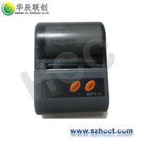 Mini bluetooth POS 58mm Thermal Portable Printer MPT-II