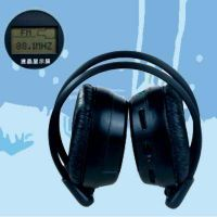 TV&PC wireless headphone with fm radio for MP3 PC TV CD/Wireless headset with microphone