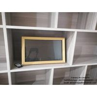 Chaples screen portrait for image display set down the coffin funeral homes use