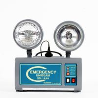 TWIN LED LIGHT securing safe evacuation route SB-1010