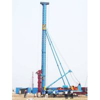 JBY62 Hydraulic Foot-Step Piling Rig