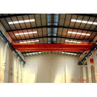 ton trolley bridge crane pendant control ISO certification thumbnail image