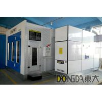 Paint booth from CHINA DD-3000 thumbnail image