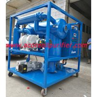 China Vacuum Transformer Oil Purifier