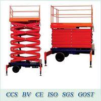 Various of Specification Scissor Hydraulic Lift Platform