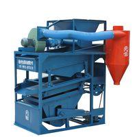 DZL - 3H multifunctional grain cleaner and destoner machine