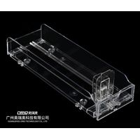 Supermarket Display Plastic Clear Spring Loaded Shelf Pusher China Top 10 Manufacturer