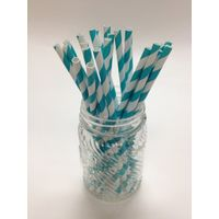 Wholesale Straws Paper Food Grade Eco Friendly Paper Drinking Straw Mengte Wholesale Recycled 6mm Bi