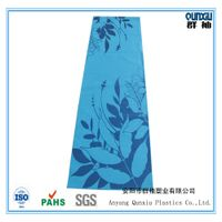 Eco-friendly yoga mat for sale from China factory