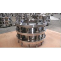 double flange dismantling joint