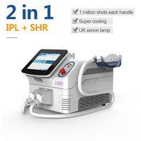 Portable IPL SHR Machine IPL Laser hair removal