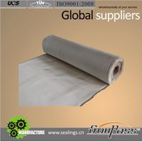 Greater Fullness Recreation Ground 1260C High Silica Fiberglass Fabric