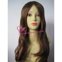 European virgin hair kosher wigs thumbnail image