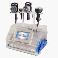 5 in 1 Tripolar Bipolar RF Ultrasonic Liposuction Cavitation Beauty Machine