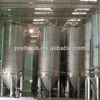 wine process machine/stainless steel fermentation tank for wine making