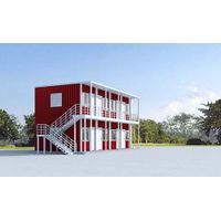 Competitive Price Prefabricated 40HQ/20GP Shipping Container House As Living Home Interior Design Di thumbnail image