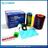 PCC compatible ymcKO_560 hiti printer ribbon for cs200e id card printer