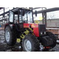 New Tractors MTZ (Belarus)