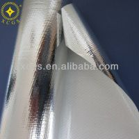 Woven Fabric Aluminum Foil Building Heat Insulation Material
