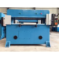 Manual beam press machine