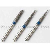 Dental Diamond burs and dental carbide burs