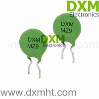 PTC thermistor for protection of RS485,232 telecom communication interface