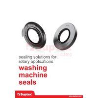 Washing machine seals