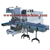 Sleeve wrapper & shrink packaging machine thumbnail image