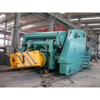 Rail bound forging manipulator