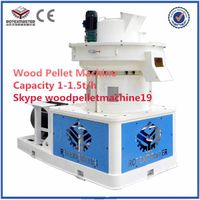 Hot Sale Biomass Wood Pellet Machine CE Approved