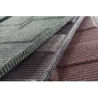 Shake Stone Coated Metal Roof Tile