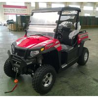 NEW 250CC CVT UTILITY VEHICLE