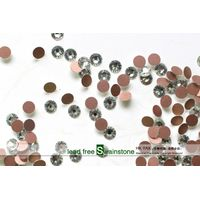 W0513 lead free flat back crystal.flat back crystal for nails,nail art flat back crystal
