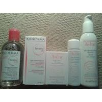 Vichy, Avene and Bioderma Thermale Spring Water FROM FRANCE
