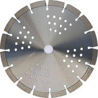 Diamond Laser Blade with Segment