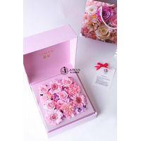 lover gift preserved fresh flower,dry fresh cut flower