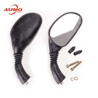 Certificate Scooter Rear View Mirror Set M8 thread Italika DS150 Scooter Parts thumbnail image