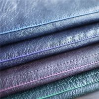 Pull-up Leather Color Changing PU Vegan Leather for Jacket Leggings